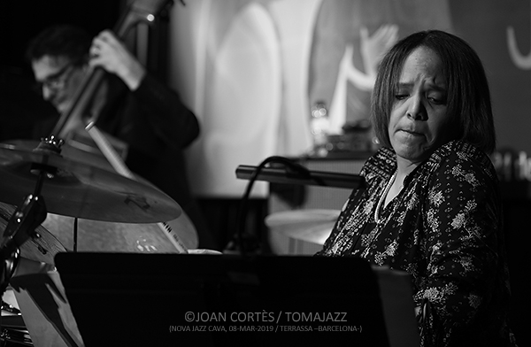 "Danilo Pérez-John Patitucci-Terri Lyne Carrington ""Children Of The Light"" (38è Festival Jazz Terrassa, Terrassa. 2019-03-08) [Concierto]"